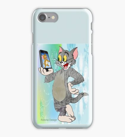 Tom and Jerry  ( 8592 views) iPhone Case/Skin