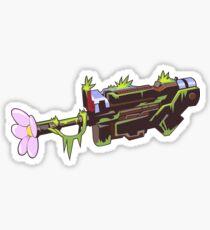 Bastion - Flower Power Sticker