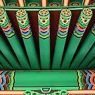 Pagoda • 2 by Linda Bianic