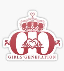 SNSD - Logo Sticker