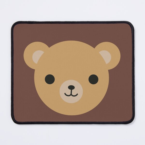 Kawaii Teddy Bears Mouse Pad