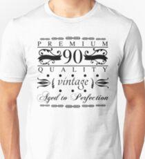 Premium 90th Birthday T-Shirt