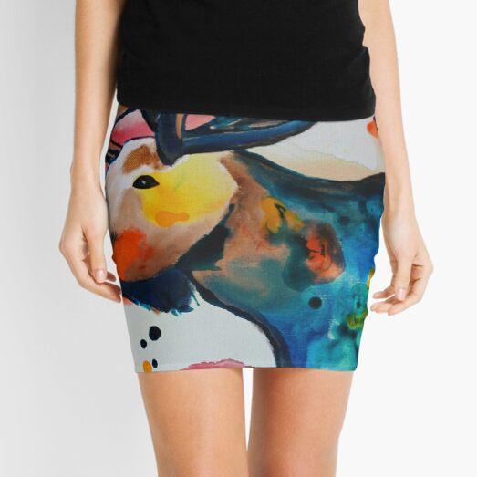 It's a Moose Mini Skirt