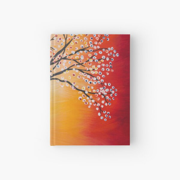 Colors of the Rainbow Hardcover Journal