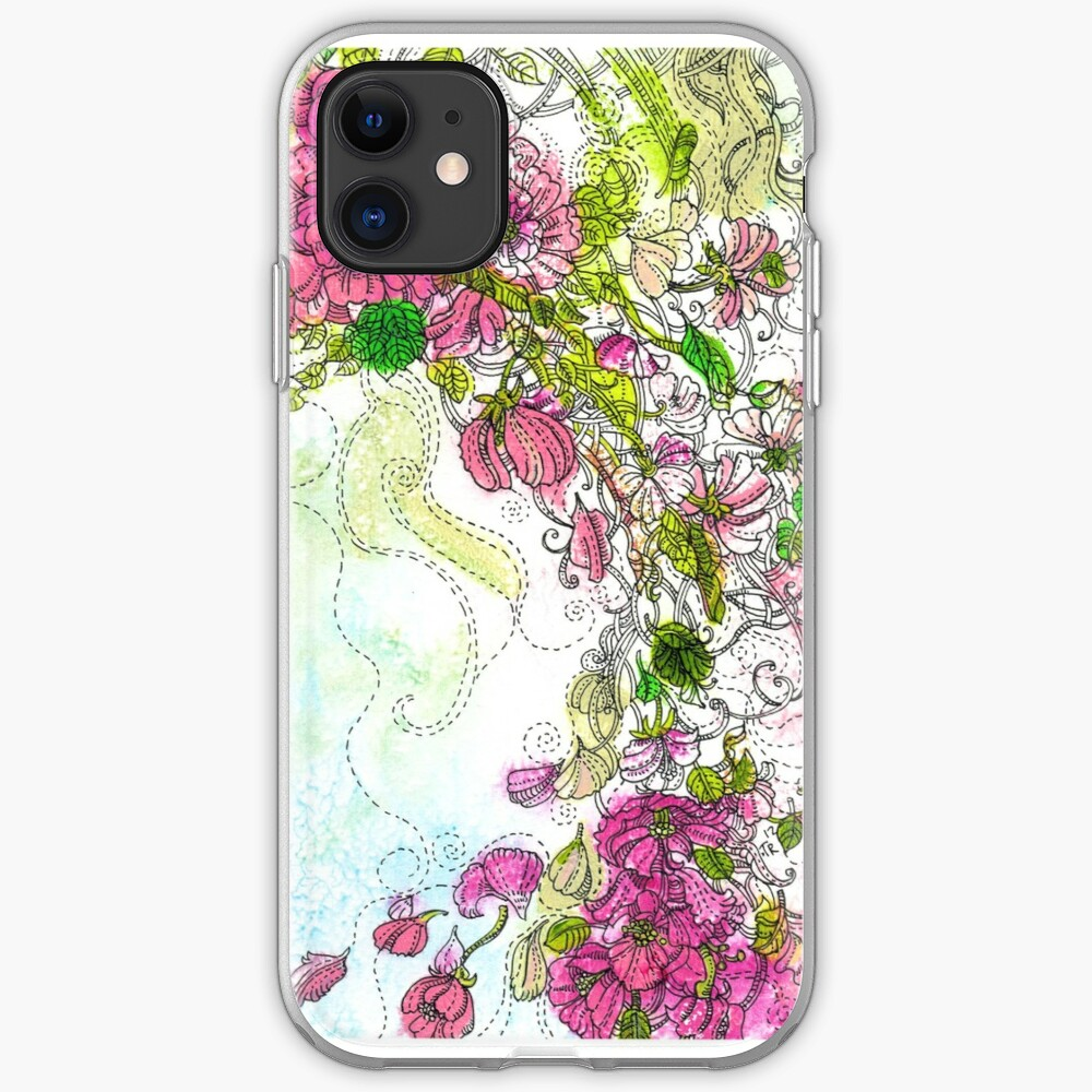 Cherry Blossom iPhone Soft Case