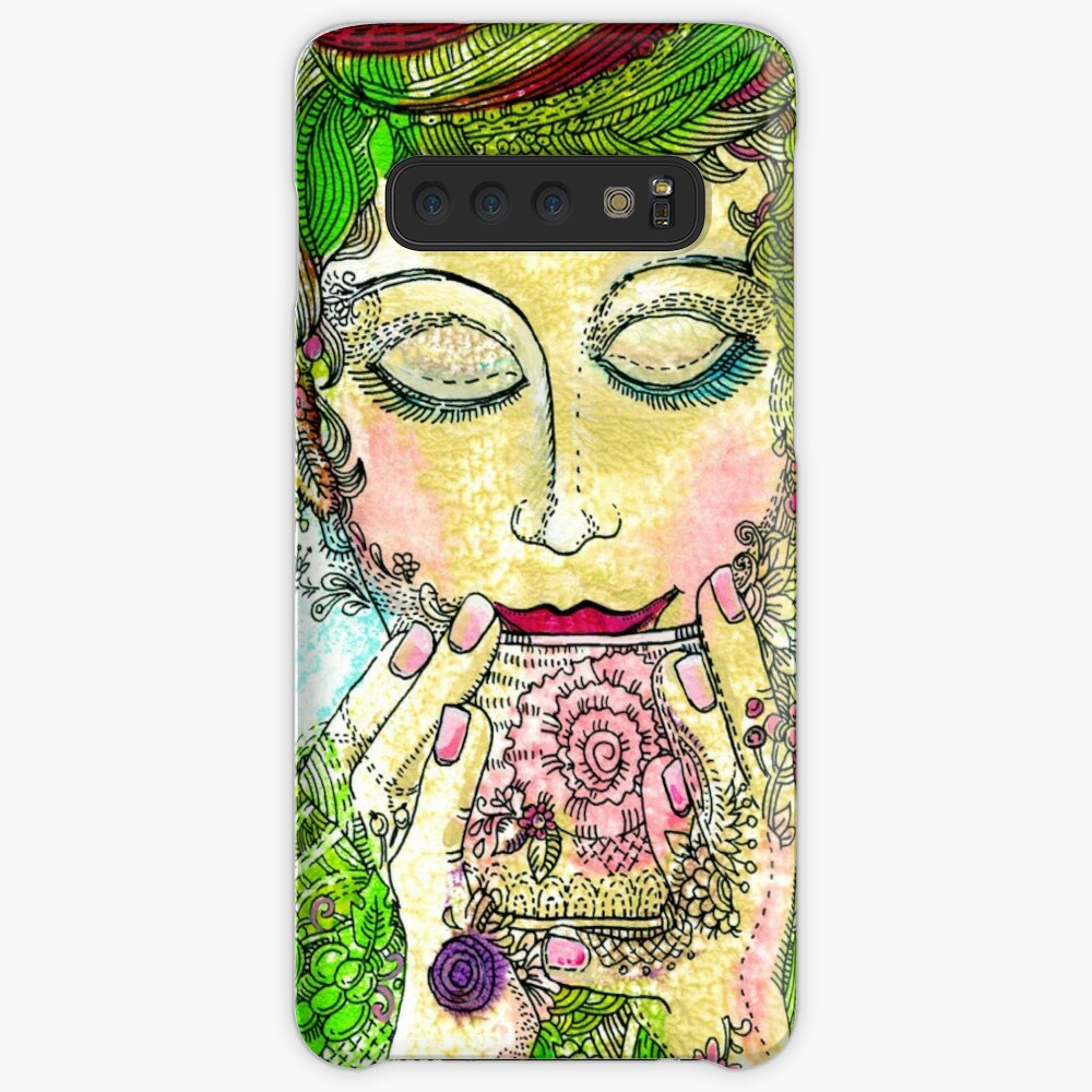 Afternoon Tea Case & Skin for Samsung Galaxy