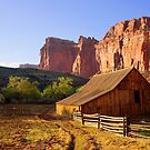 Capitol Barn by Chad Dutson