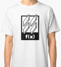 f (x) - 4 Wände - Logo Classic T-Shirt