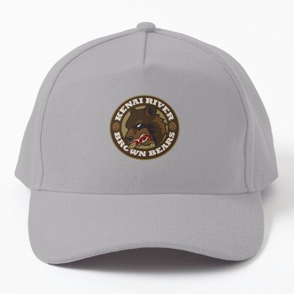 Kenai River Brown Bears-Merch Baseball Cap
