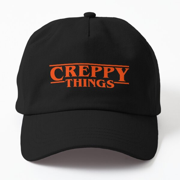 Creppy Things  Dad Hat
