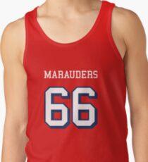Marauders 66 Red Jersey Tank Top