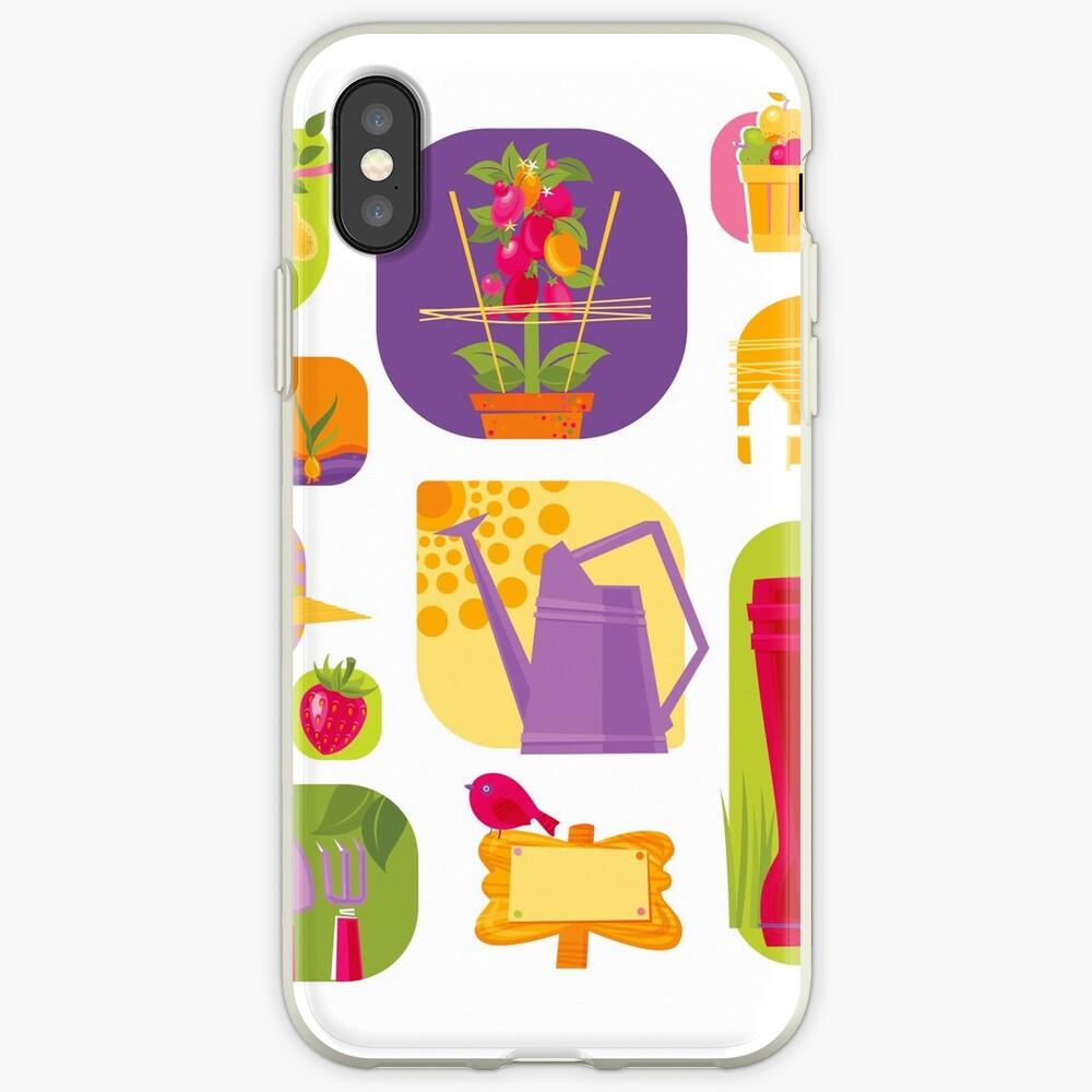 Summer Farm iPhone Case & Cover