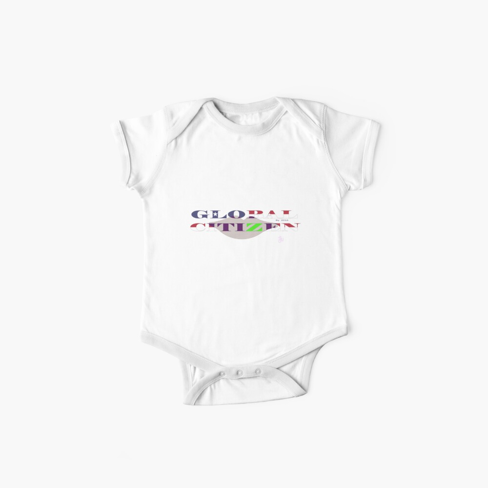 Global Citizen by 2016 Original Baby One-Piece