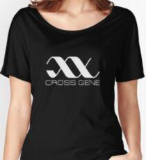Cross Gene - Logo Women's Relaxed Fit T-Shirt