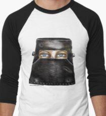 Ned's Head Men's Baseball ¾ T-Shirt