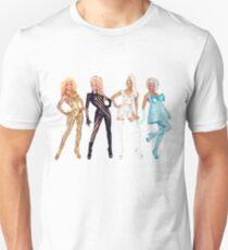 RUSTASTIC FOUR Unisex T-Shirt