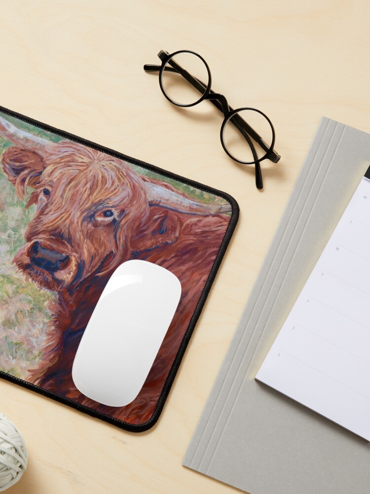 Alternate view of Wink Mouse Pad