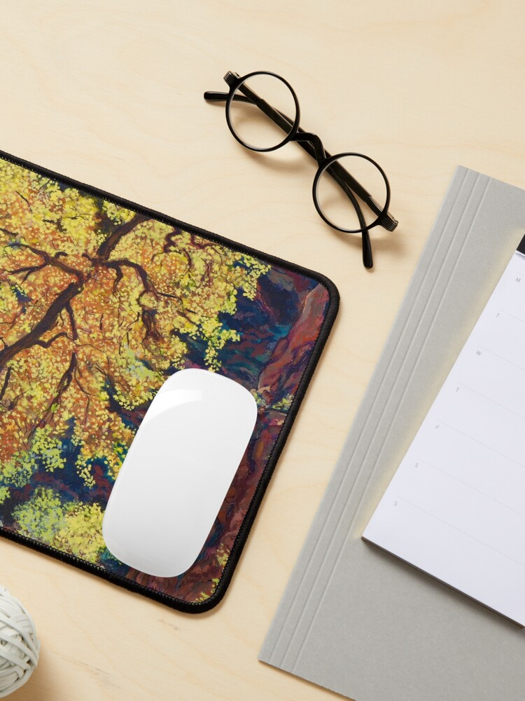 Alternate view of Escalante River Southern Utah Mouse Pad
