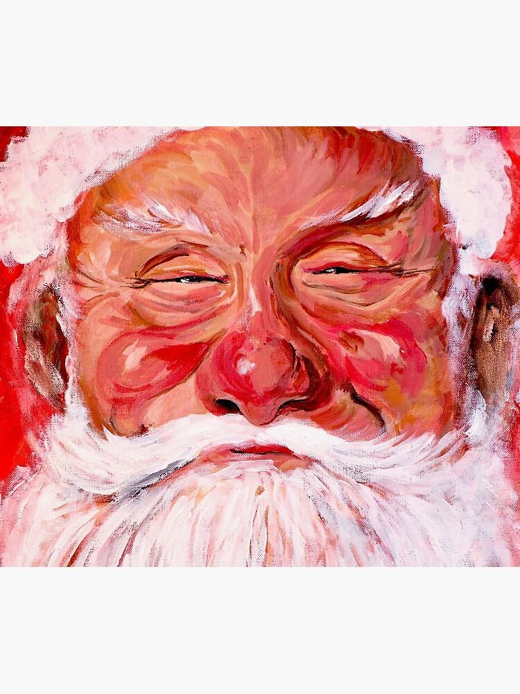 Santa Claus by donnaroderick