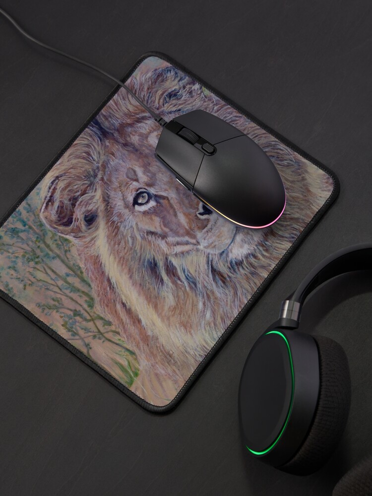 Alternate view of Frank Mouse Pad