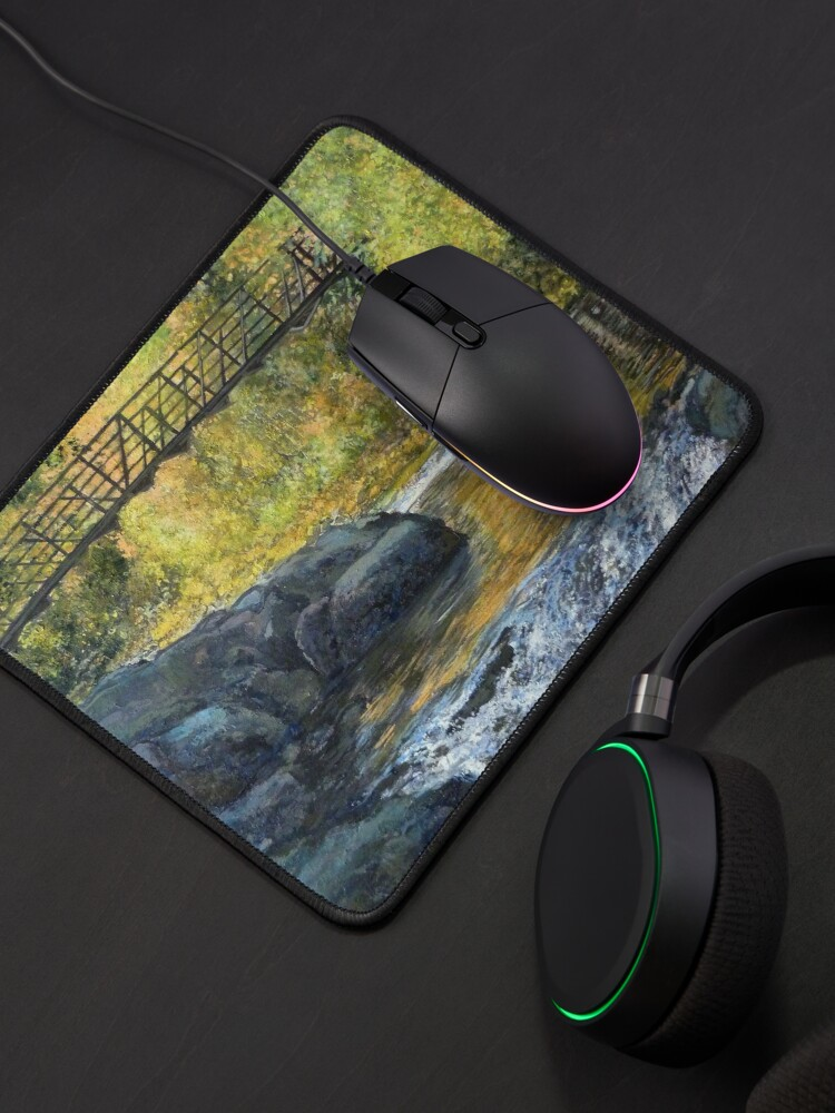 Alternate view of Boulder Creek - Late Afternoon Mouse Pad