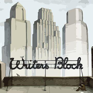 Writers Block by belladesigns