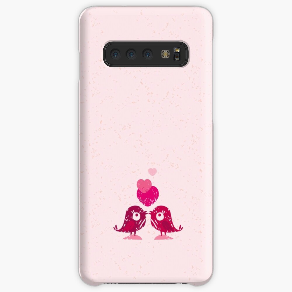 Love Birds Case & Skin for Samsung Galaxy