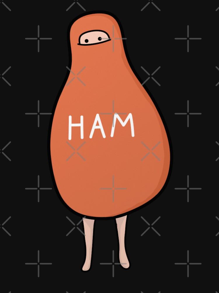 Ham: Eine Spottdrossel buchstäblich Scout Ham Halloween-Kostüm zu töten von thepinecones