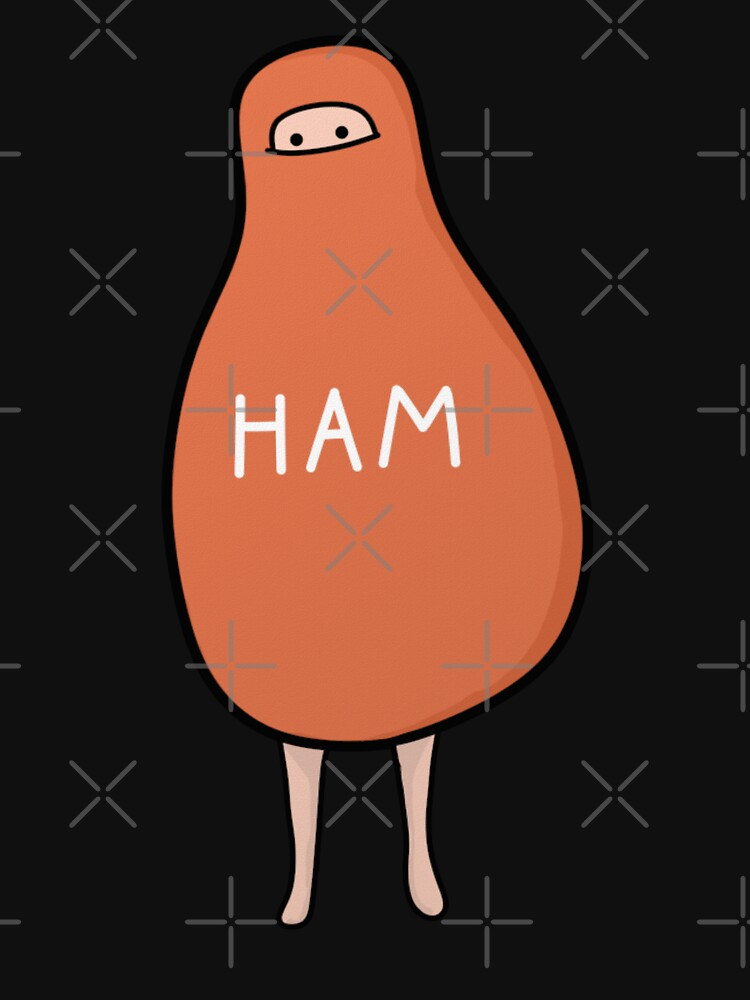 Ham : To Kill A Mockingbird Literally Scout Ham Halloween Costume by thepinecones