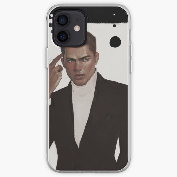 Tristan Caine from the Atlas Six iPhone Soft Case