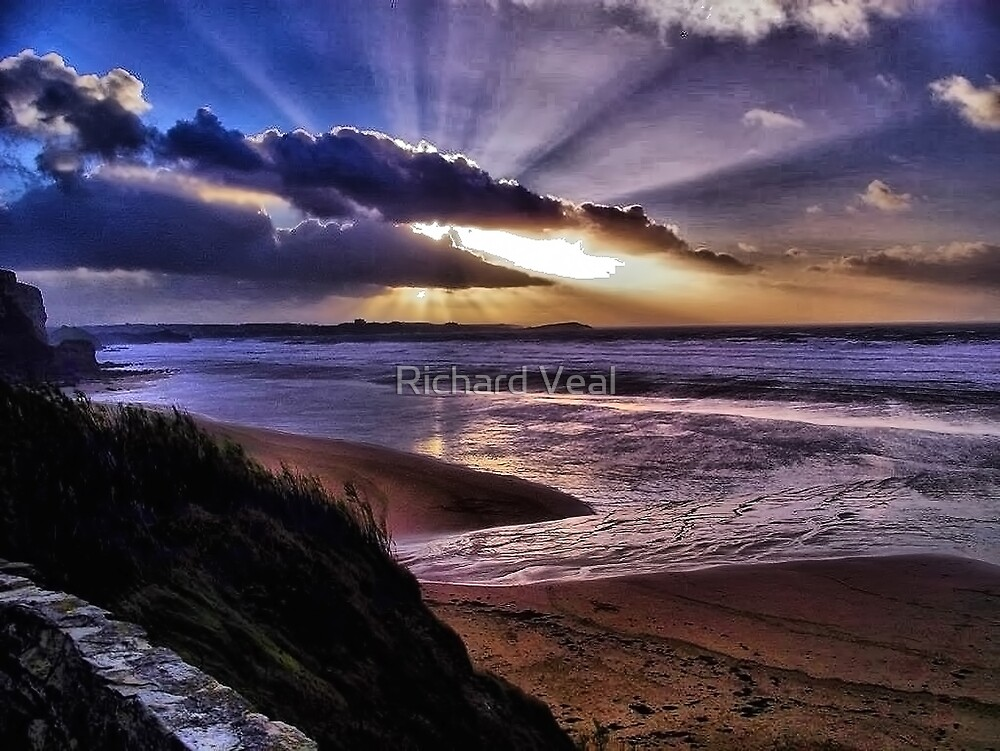 Watergate Bay by kcphotography