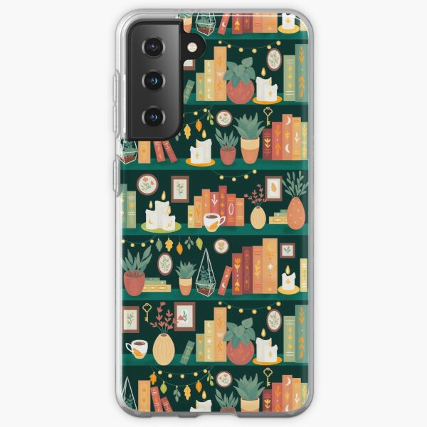 Hygge library Samsung Galaxy Soft Case