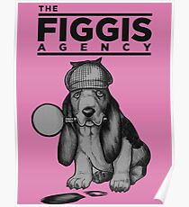The Figgis Agency - Archer Poster