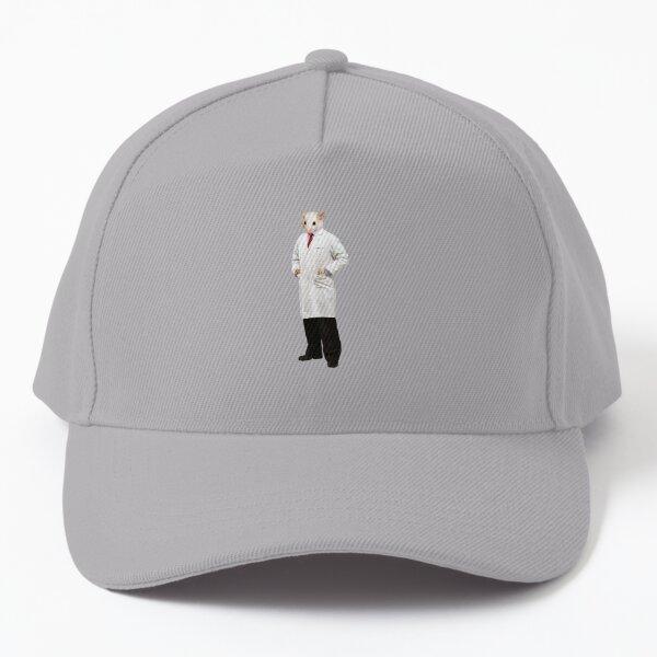 Scientist Mouse Baseball Cap