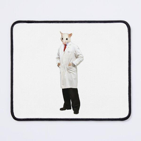Scientist Mouse Mouse Pad
