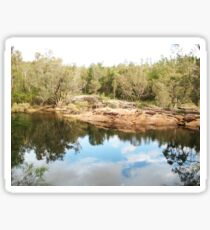 Nanga Brook, Western Australia  Sticker