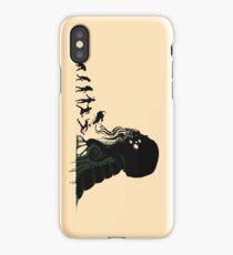 Lovecraft Darvinian iPhone Case/Skin