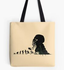 Lovecraft Darvinian Tote bag