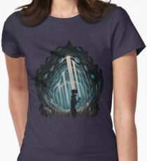 Nausicaa's Decay Womens Fitted T-Shirt