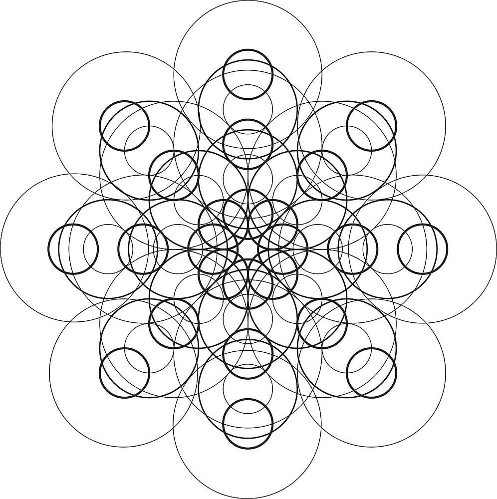 Mandala Series by Niyanna Hitchens