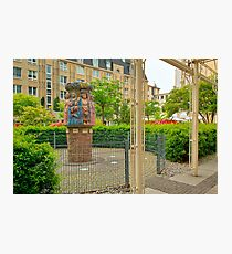 Cologne_Köln Memorial Garden Photographic Print