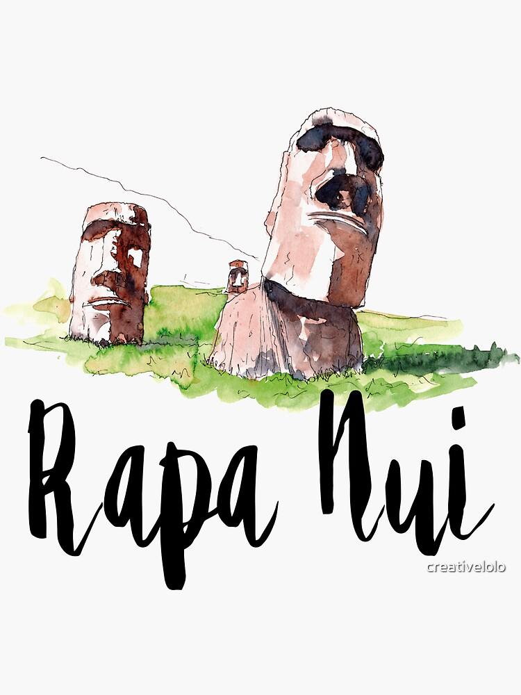 Rapa Nui by creativelolo