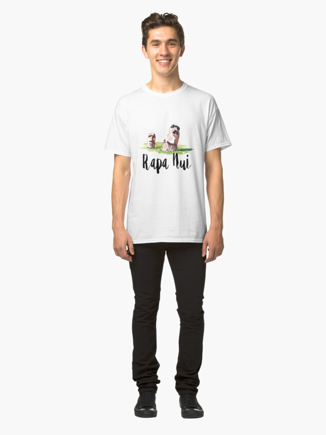 Alternate view of Rapa Nui Classic T-Shirt