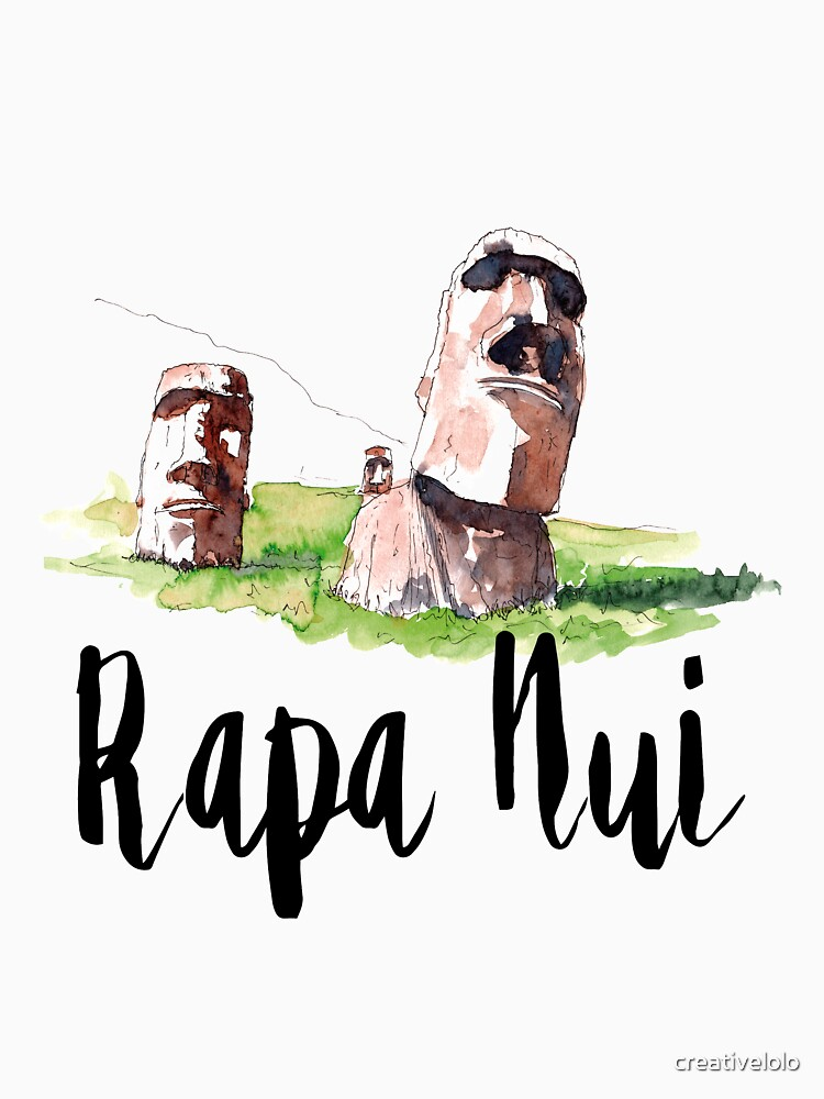Rapa Nui by creativelolo