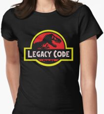 Legacy Code Women's Fitted T-Shirt