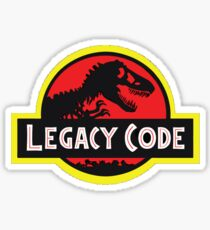 Pegatina Legacy Code
