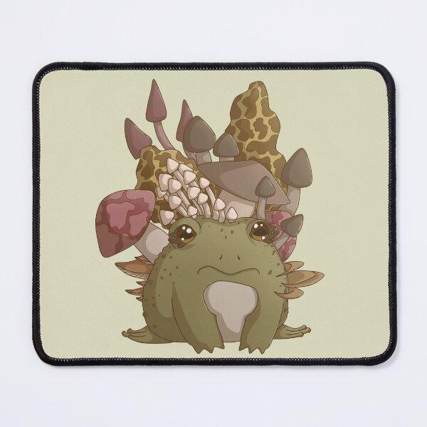Mushroom Frog Mouse Pad