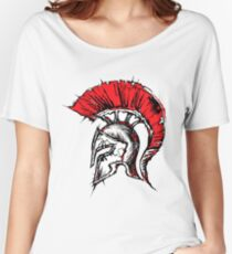 Spartan! Women's Relaxed Fit T-Shirt
