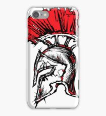 Spartan! iPhone Case/Skin