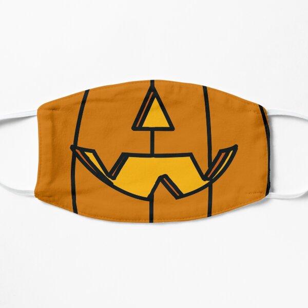 Jack O Lantern Mask Flat Mask